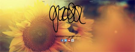 Gabby Girasol Banner