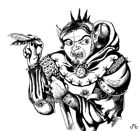 Goblin Hawk