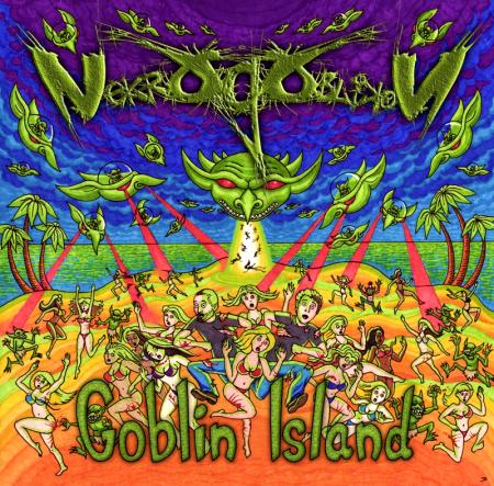 Goblin Island Cover