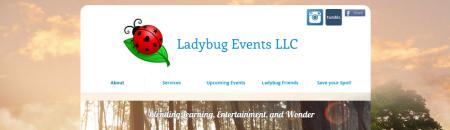 Ladybug Events Banner