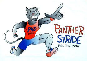 Panther Stride 1