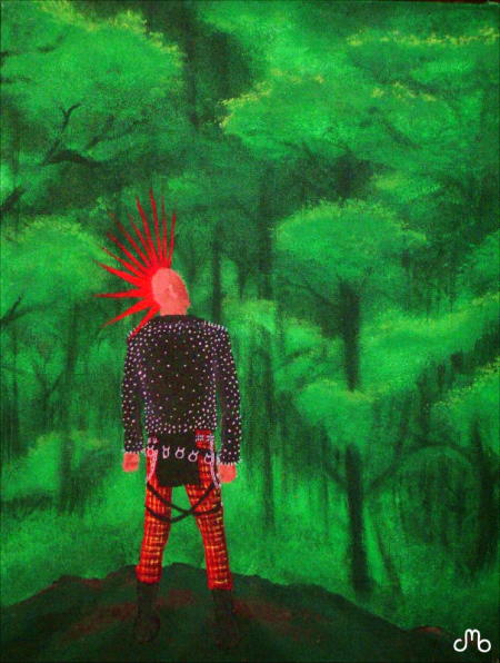 Punk in Woods