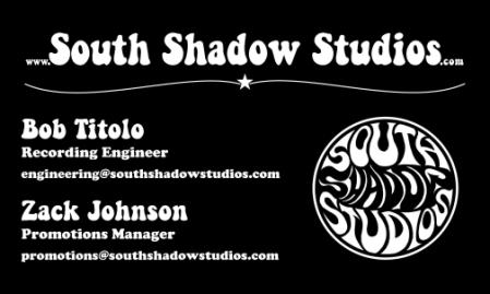 SouthShadow Studios Card