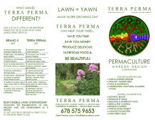 Terra Perma Flyer 1