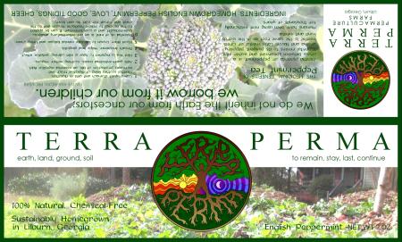 Terra Perma Product Label