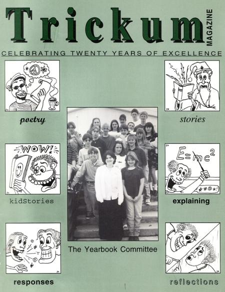 Trickum Cover