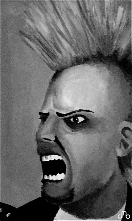 Yelling Punk